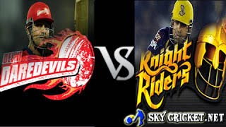 KKR will take on DD in IPL 7