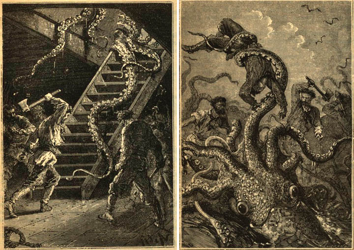 About alberto de leon: The animals that rules the abyss ...  Gigantism In Animals
