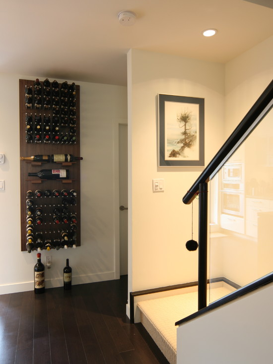 feasting on richmond vin de garde modern wine cellars vancouver. Black Bedroom Furniture Sets. Home Design Ideas