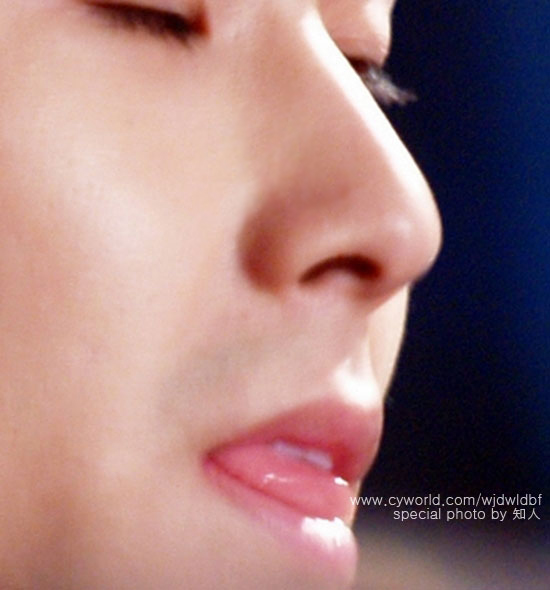 Yunho Sexy [Fun Pic]Lips Expressi...
