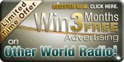 Got a business? WIN FREE Radio Show Advertising!
