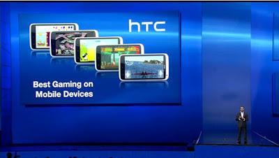 Sony anuncia que HTC utilizara productos certificados por Playstation