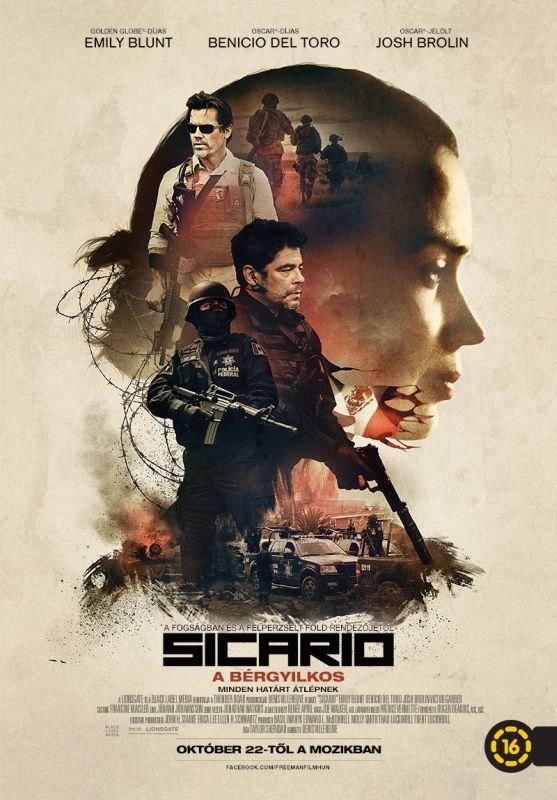 Sicario - A bérgyilkos