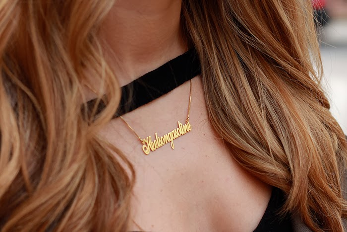 mon collier prénom