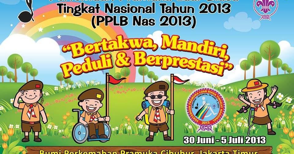 Pertemuan Pramuka Luar Biasa Nasional 2013 Kedai Atribut