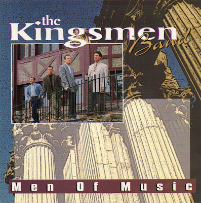 The Kingsmen Quartet-Men Of Music-