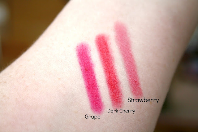 I Love Cosmetics Moisture Tint Lip balms
