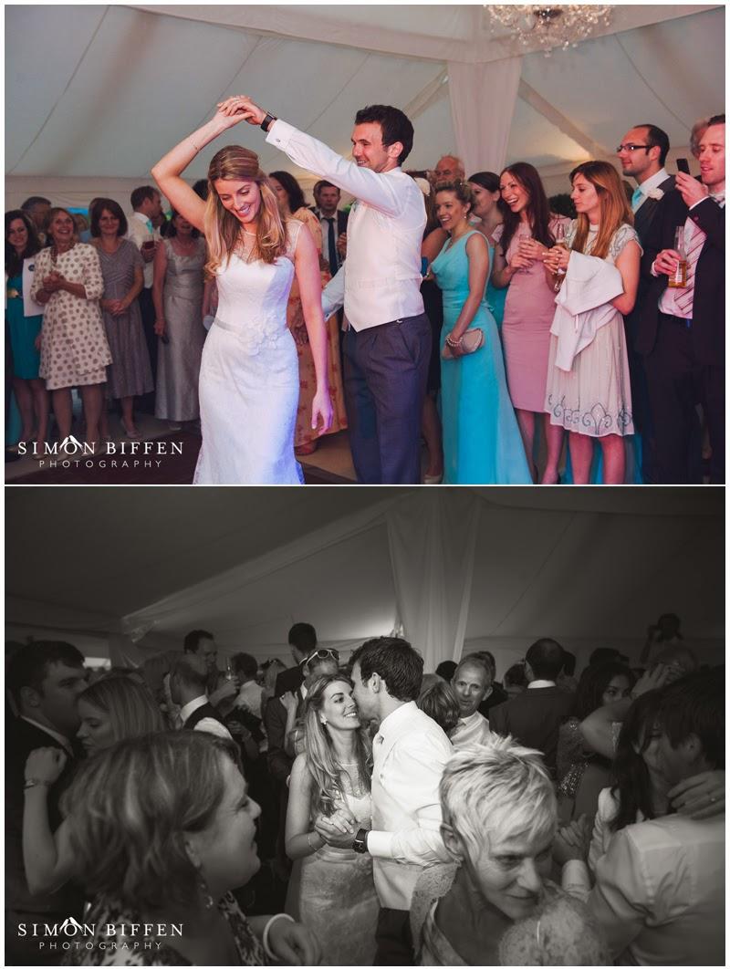 First dance wedding photography Somerset