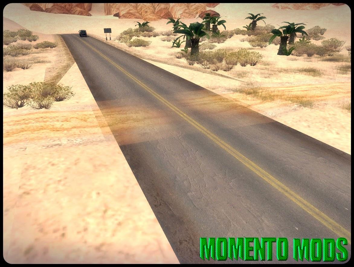 GTA SA - Estradas Em HD