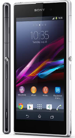Harga HP Sony Xperia Z1 Android