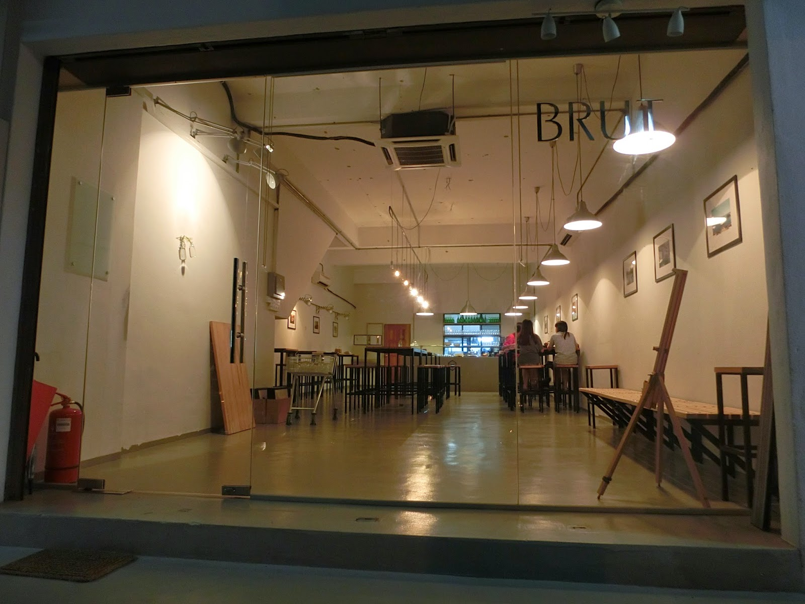 Brut kampar new town closed feliciaace brut kampar new town closed junglespirit Images