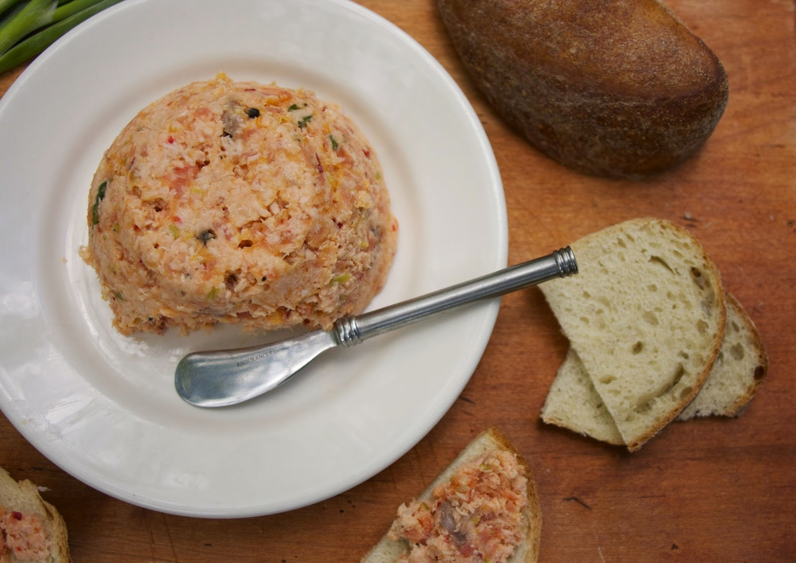 Salmon Rillettes- simplelivingeating.com