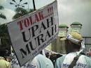 Pemkot Medan Tetapkan UMK Rp.1.65.Juta Buruh Akan Demo Kembali
