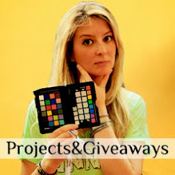 Projects & Giveaways