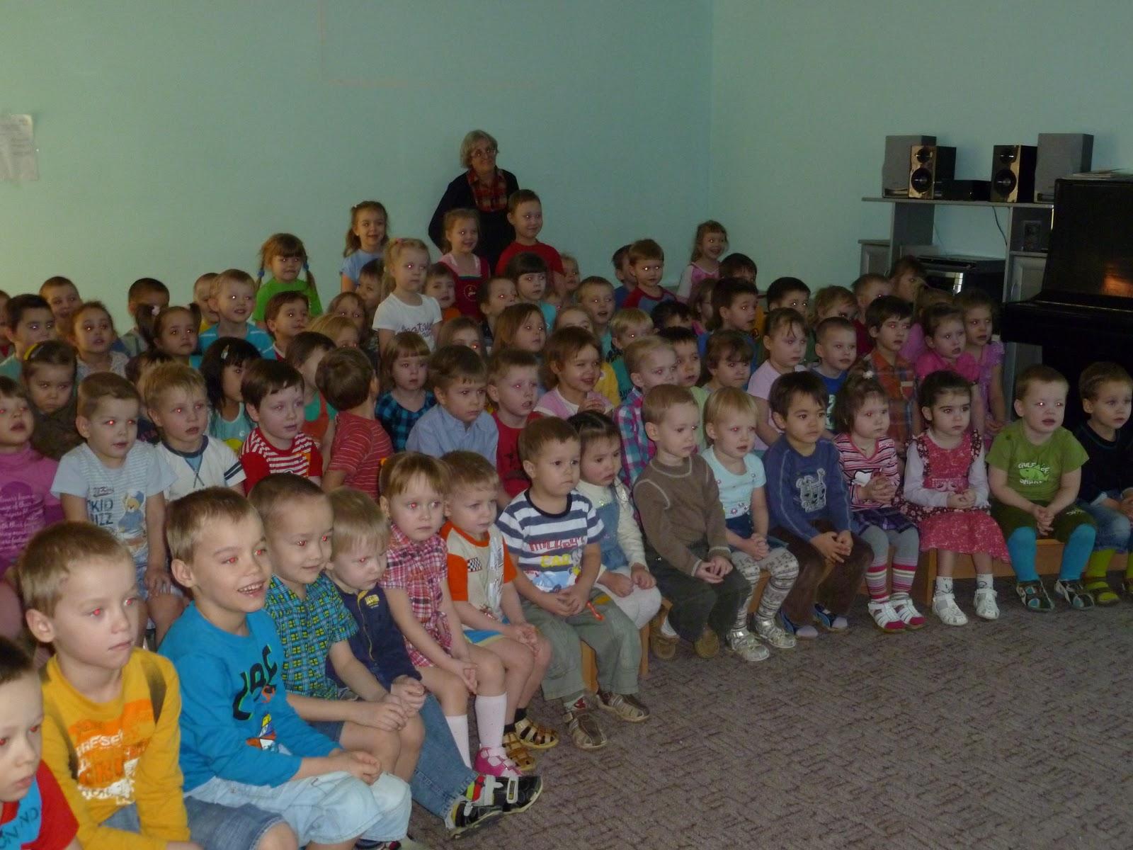 Мастер-класс по музыкально-ритмическим движениям в детском саду
