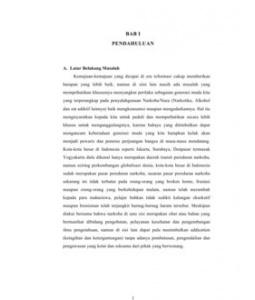Contoh Latar Belakang Masalah Nanotech91