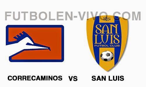 Correcaminos vs Atletico San Luis