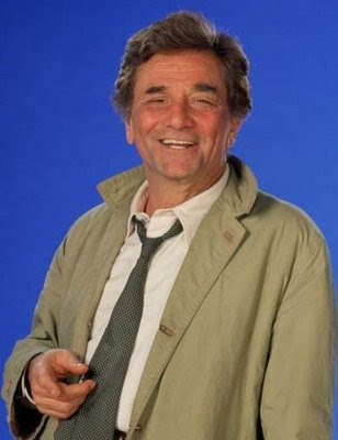 peter falk art. Sad news: Peter Falk died