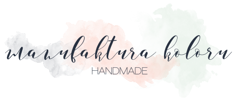 manufaktura koloru - handmade accessories