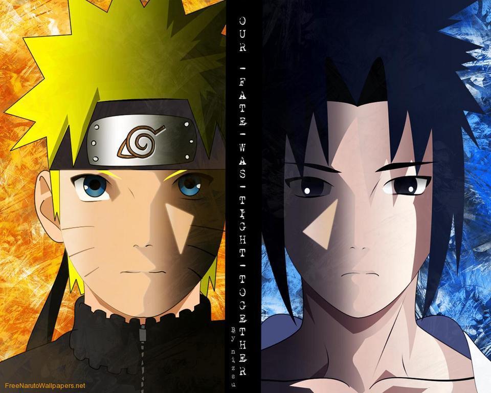 Fun never ends naruto vs sasuke - Sasuke naruto ...