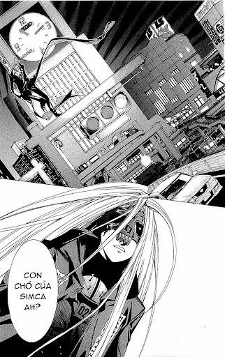 Air Gear Chap 114