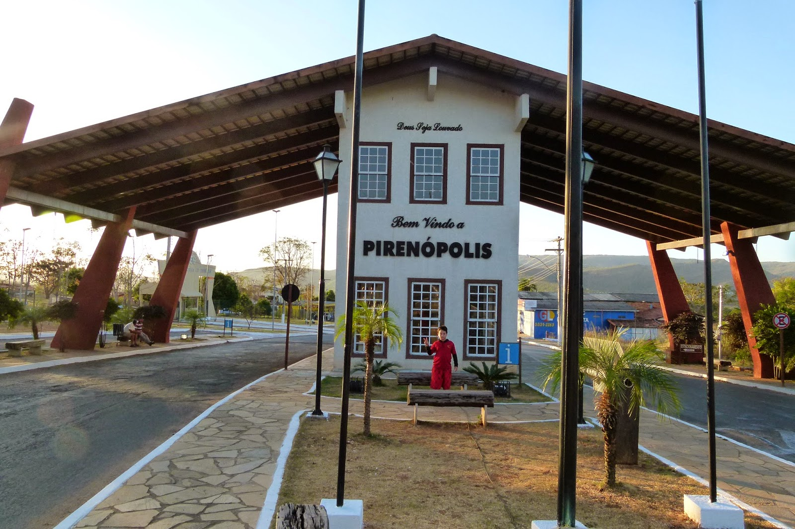 Mochileiros e Campistas: Pirenópolis/Goiás