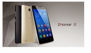 Huawei Honor 3c, Quad-core smartphone, new smartphone, dual SIM slot, dual SIM card, 5MP front camera, China smartphone
