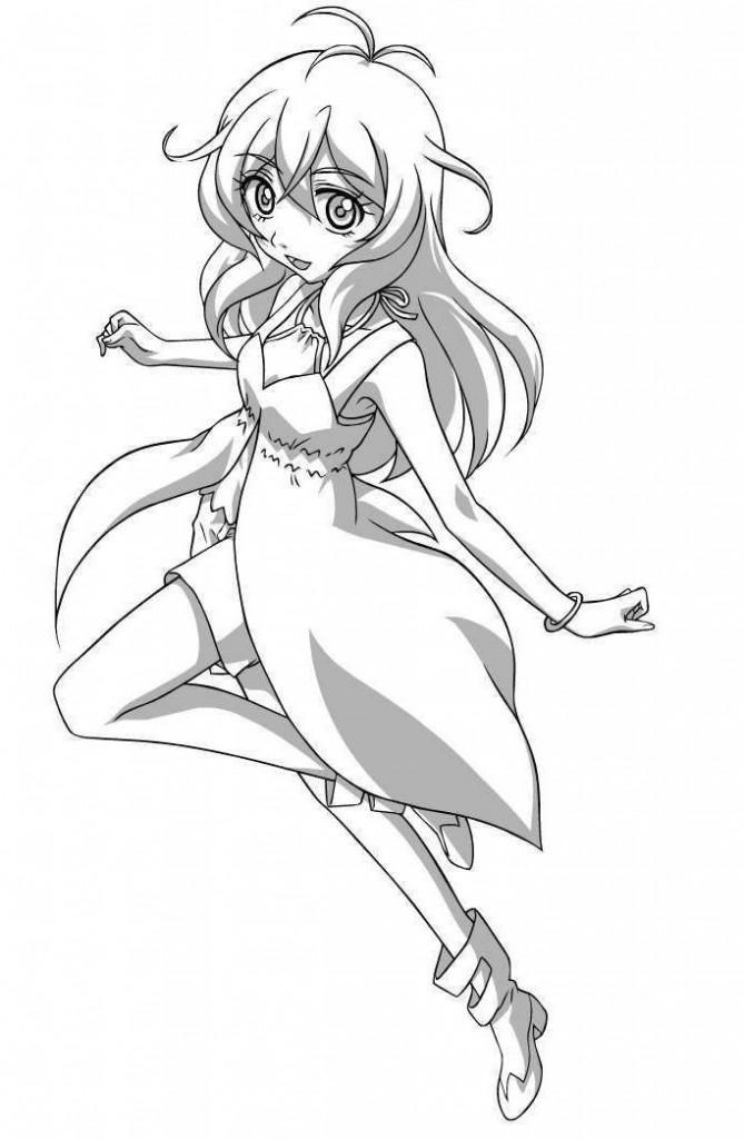 Czeshop | Images: Dibujos Para Colorear De Amor Anime