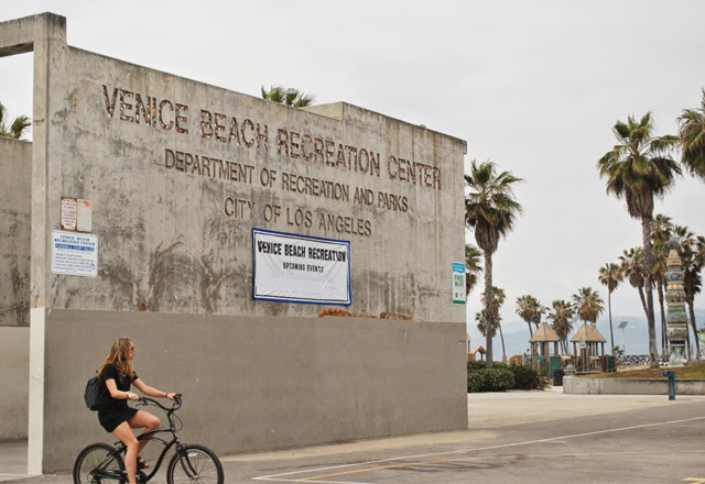 The Venice Beach Boardwalk & Muscle Beach | Em Busy Living