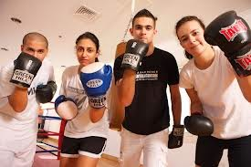 Go boxing - Gym Workouts
