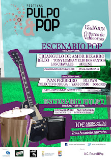 Pulpo Pop 2012