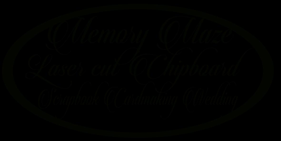 Memory Maze Chipboard