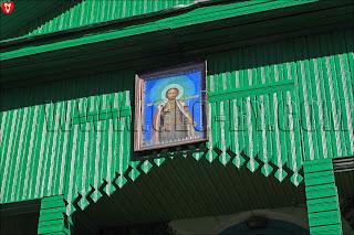 Икона предателя Всея Руси Александра Невского