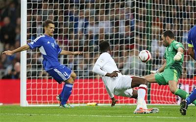 Hasil Pertandingan dan Cuplikan Video Inggris vs San Marino Tadi Malam