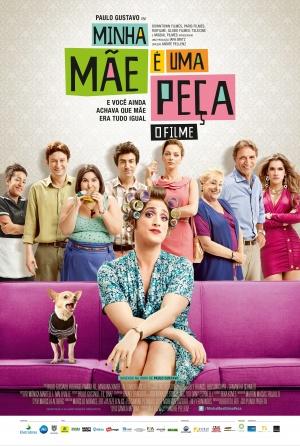 Minha Mãe é Uma Peça – O Filme (2013) - Torrent