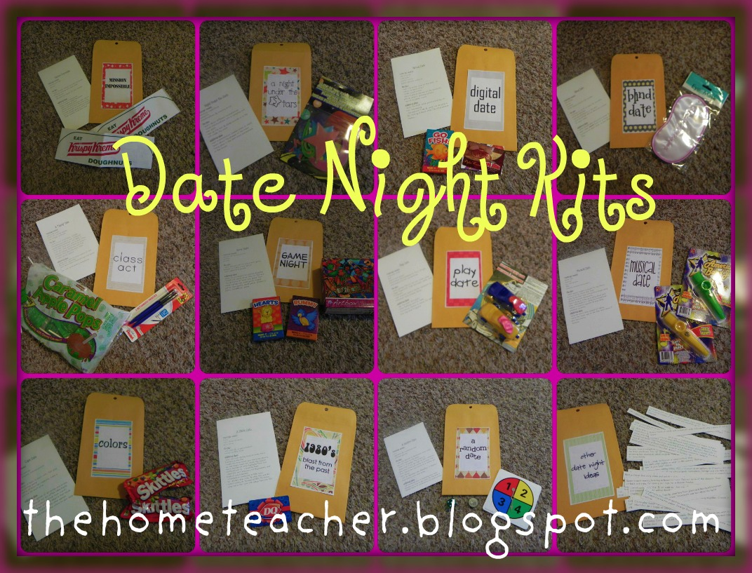 date night kits the home teacher