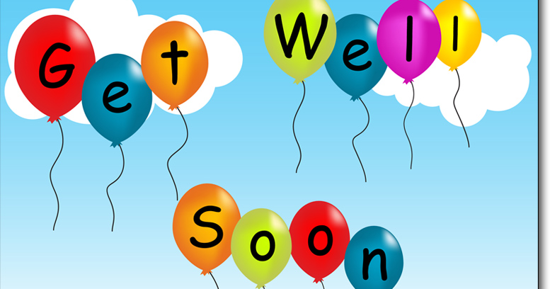 Get Well Soon Messages for Facebook
