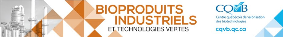 Bioproduits industriels et technologies vertes