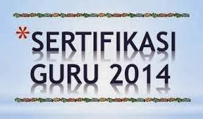INFO SERTIFIASI 2014