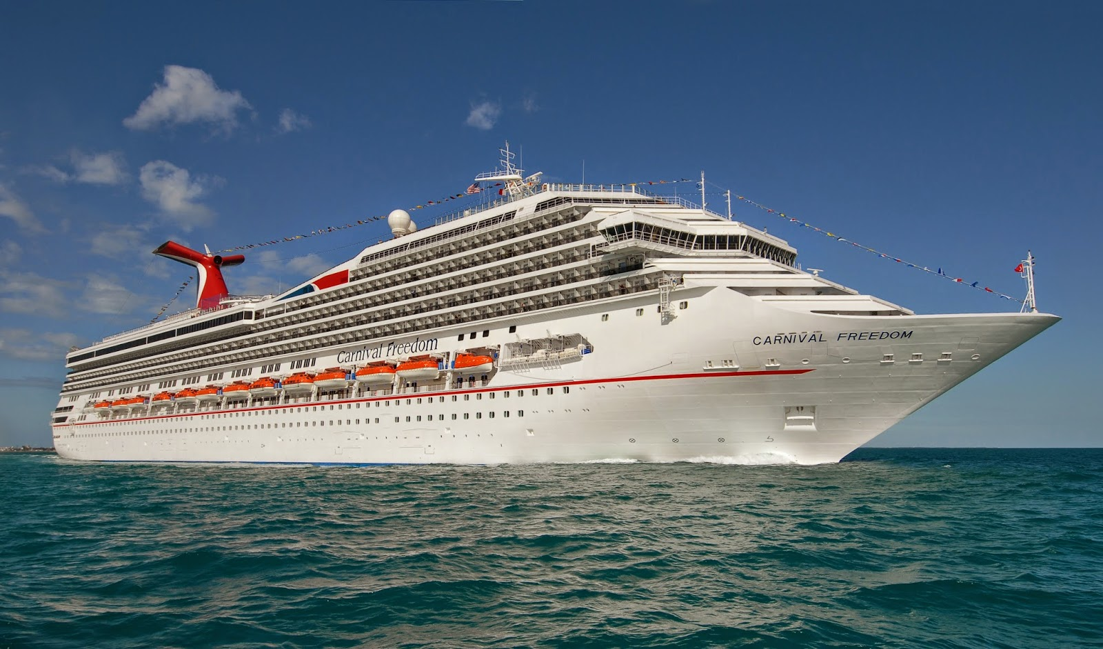 Ray39s Cruise Blog Carnival Freedom Review
