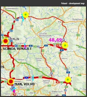Euro truck simulator 2 Poland_dev_over