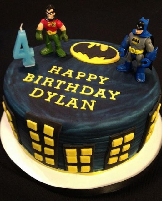 Special Day Cakes Top Batman Birthday Cakes