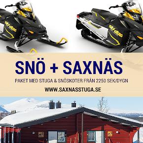 Välkommen till Saxnäs