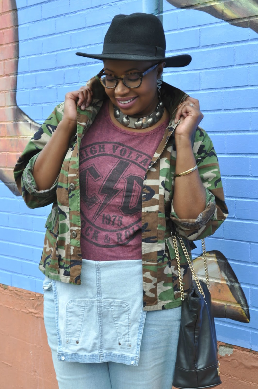 Personal Bravery: Graphic T's