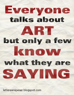arte, dignidad