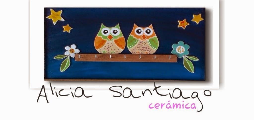 Alicia Santiago Ceramica
