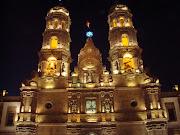 Guadalajara - El Centro cathedral in guadalajara