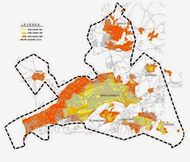 Crecimiento de Barquisimeto