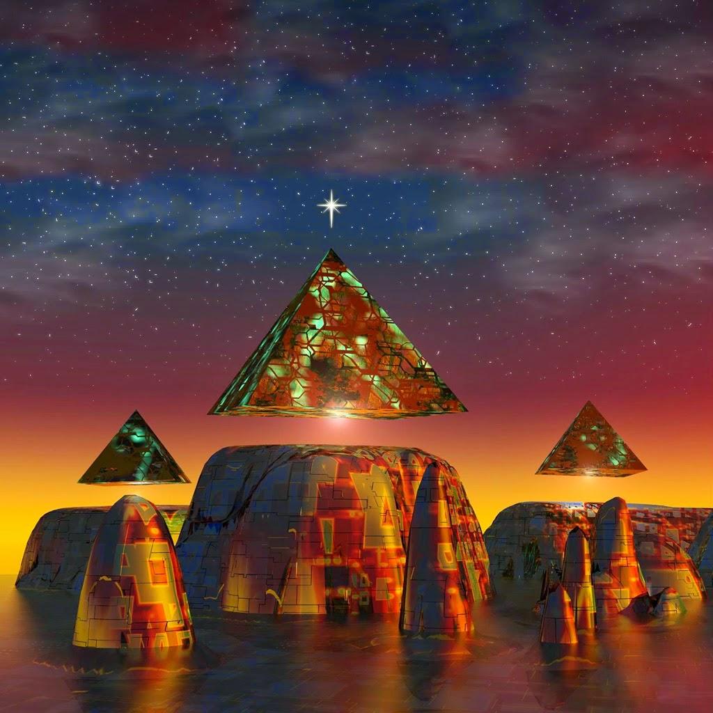 O Grande Mistério Das Pirâmides do Egito