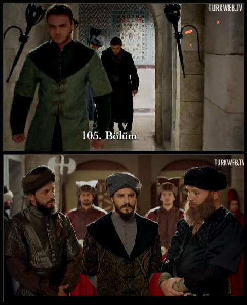 Suleyman Magnificul episodul 105, cu descriere in romana
